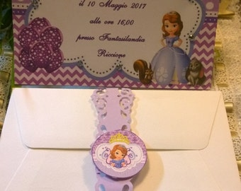 Personalized Princess Sophia