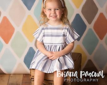 Striped Sophie Dress
