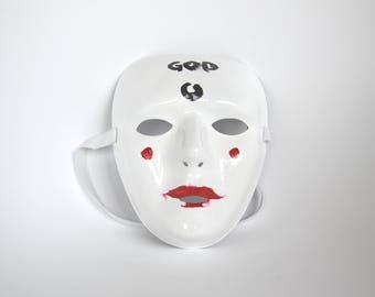 """Tom's Purge Masks """"Qu33n 4MiD4LA ft. GoD"""""""