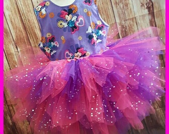 Sale !! Minnie mouse tutu dress age 3 yrs
