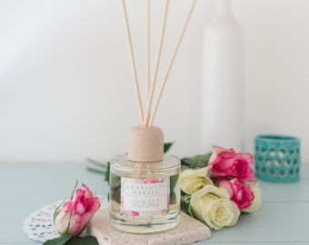 Neroli Reed Diffuser, Home Fragrance, Natural, Essential Oils