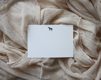 Horse Note Cards - Pack of 10