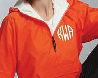 Monogrammed Charles River Classic Pullover- Personalized Embroidery!