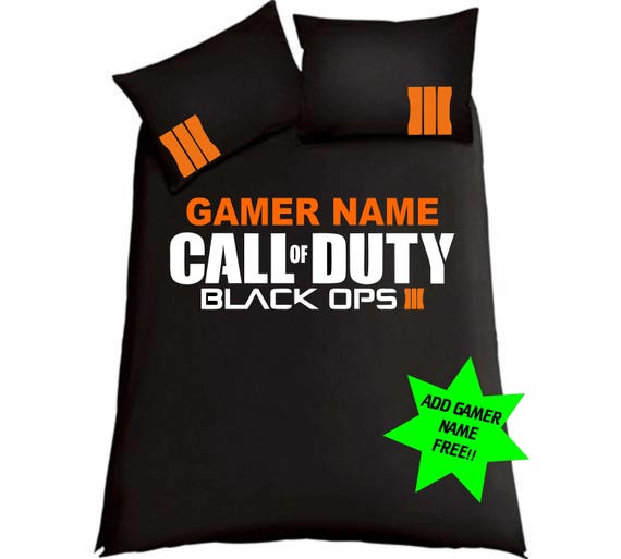 Call Of Duty Black Ops 3 Double Bedding