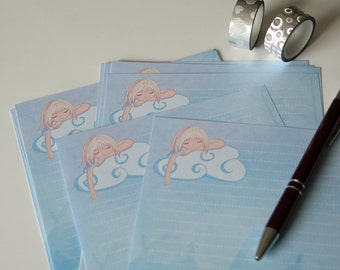Dreamy Girl  - A5 size - 24/32/40 sheets