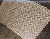 CUSTOM MADE Baby blanket.