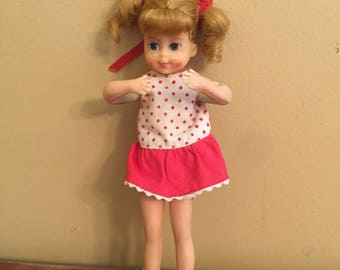Vintage Mattel Buffy Doll/Vintage Barbie Doll