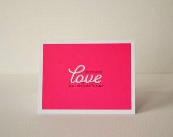 galentine's day card, ladies celebrating ladies, galentines, galentines day, best friend, best friend card, friend card,