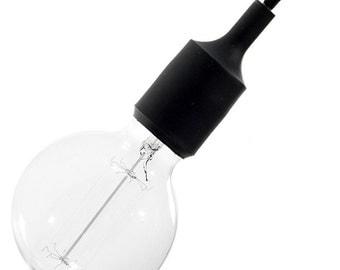 Cache socket Silicone black