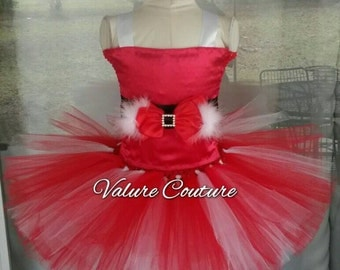 Christmas Inspired Tutu Dress