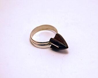 Wood Spike Ring (RF02-x)