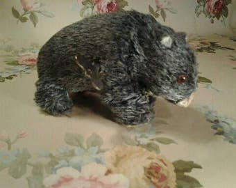 Antique Windup Toy Bear, Occupied Japan