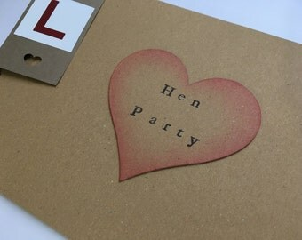 Hen party guest book, hen night scrapbook, memory book, Rustic wedding bride to be party, bridal shower guestbook