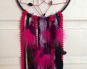 Royal pink dreamcatcher