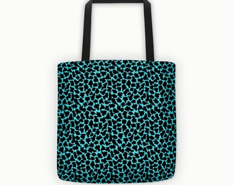 Graphic Tote Bag - Tote Bag