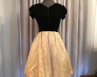 Gail Berk Classic 1950s Dress