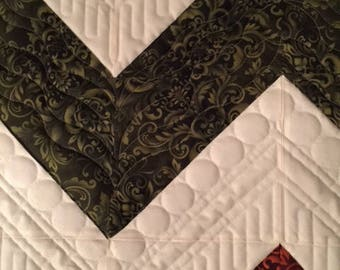 Longarm Quilter. Custom and Edge to Edge Quilting.  Creating an heirloom for you!