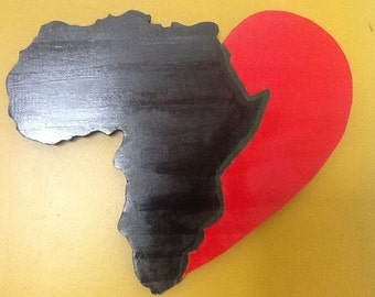Mother Africa.