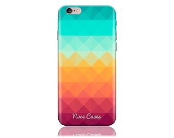LG V20 Case - VS995 H990 LS997 H910 H918 US996 #Pixel Waves Cool Design Hard Phone Case