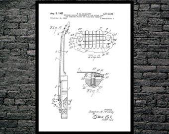 Gibson Les Paul Guitar Print, Gibson Les Paul Guitar Poster, Gibson Les Paul Patent, Les Paul Guitar Art, Gibson Les Paul Decor sp399