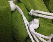Olive Green Mesh Exfoliat...