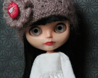 Garment/Cap/hat for Blythe, Pullip, Tangkou doll/dolls