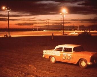 16x24 Poster; Albuquerque Speedway Park, One Of Three Stock Car Race Tracks In Albuquerque Nara 545318