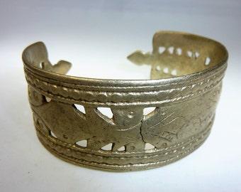 Tribal Bracelet,  Vintage Afghan Kuchi Tribal Bracelet, Hippie-Bracelet Nomad Bracelet Nomad Jewelry Tribal Fusion Bracelet Ethnic Bracelet