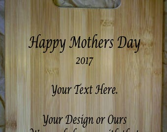 Cutting Board Mothers day special 2 Boards