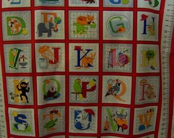 StudioE,  3566P  panel alphabet