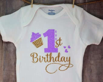 Cupcake baby clothes