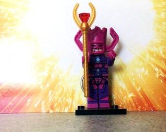 Galactus Lego Inspired Keyring