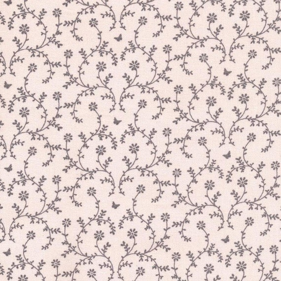 Au maison oilcloth claire soft rose grey grey coated for Au maison oilcloth ireland