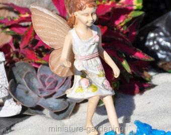 Fairy Amber for Miniature Garden, Fairy Garden