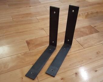 metal shelf bracket hand forged angle brackets corner brackets