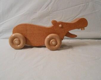 Wood Hippo