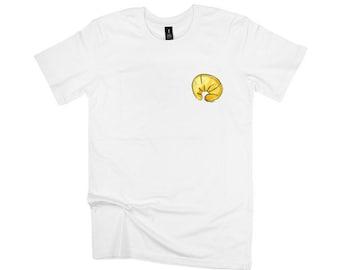 Croissant - White T-Shirt - Mens