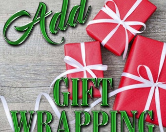 Gift Wrap ~ Gift Wrapping