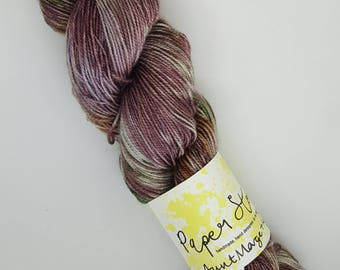 Aunt Marge and Ripper, Harry Potter Inspired High Twist Sock Yarn