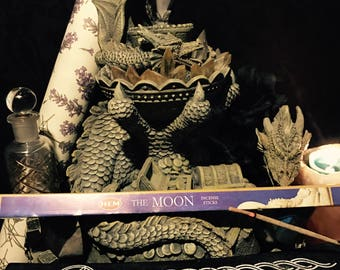 Moon Stick Incense 80 Sticks // Wicca Incense // Incense Sticks