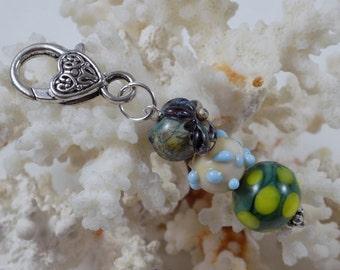 Key Chains / Jewelry Bag Pearl 1