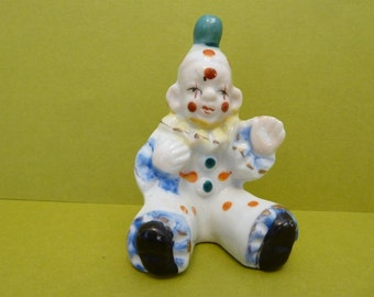 Occupied Japan, Clown Figurine
