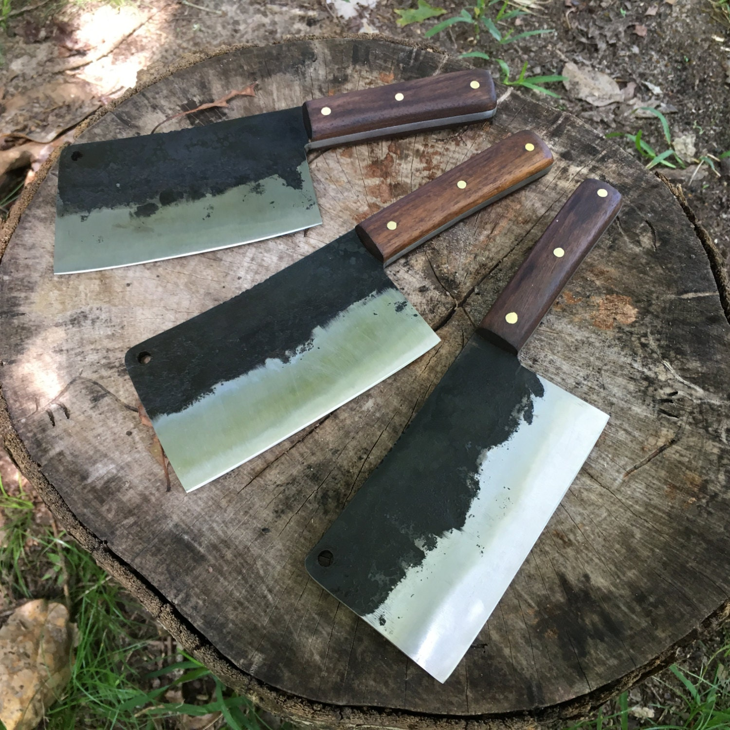 Cleaver: Butcher Knife Meat Cleaver-chef Knife Hand Forged Knife