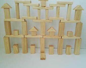 Natural building blocks