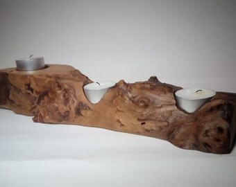 Wooden candlestick,Candles holder, Sconce, Candlestick, Sconce for candles, Home decor,Table decor,