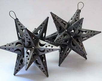 Tin Stars/Lanterns/Decor