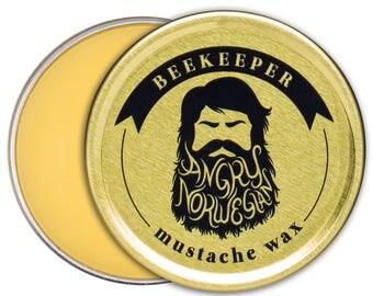 Beekeeper Mustache Wax 15g