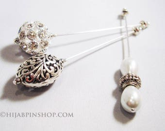 Charming Collection Hijab Pins