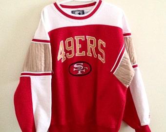 San Francisco 49ers Starter Sweatshirt