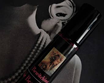 BEWITCHING PHEROMONES Roll On Oil,  Ritual Oil, Anointing Oil, Fragrance Oil, Wicca, Witchcraft, Hoodoo ~  The Beach Witch Oils ~ 1/3 oz